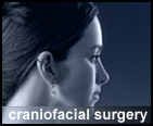 craniofacial surgery button